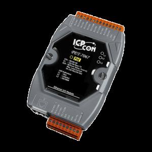 ET-7000/PET-7000 Series Ethernet Remote I/O Modules
