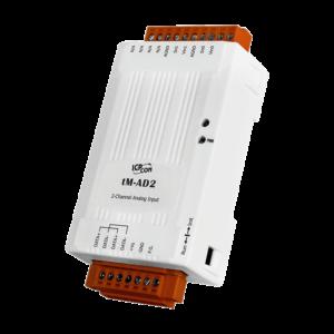 tM series RS-485 remote I/O modules
