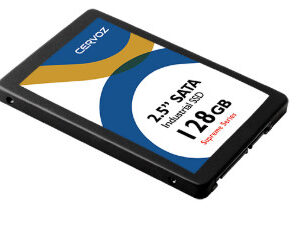 Industrial SSD & Memory Cards