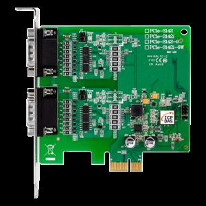 PCIe-S1xx Series - Multi-port Serial Cards
